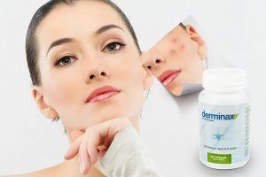 Derminax дозировка, съставът - как се приема?