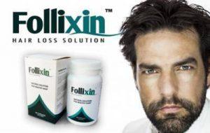 Follixin for hair loss, съставът, как се приема?