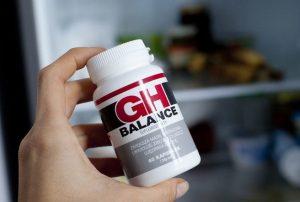 GH Balance capsules, съставът на продукта, като се вземат?