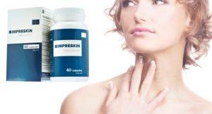 ImpreSkin capsules, състав, като се вземат?