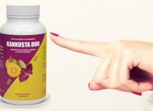 Kankusta Duo для похудения, съставът - това работи?