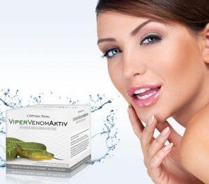 ViperVenom Aktiv за бръчки, съставът - как да кандидатстваме?