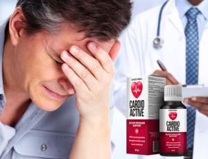 CardioActive капки, съставки, как да го приемате, как работи, странични ефекти